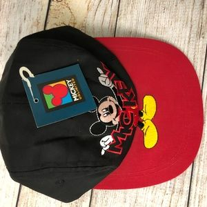 Disney Accessories - ☀️ NWT Disney Mickey Mouse Unlimited Baseball Cap